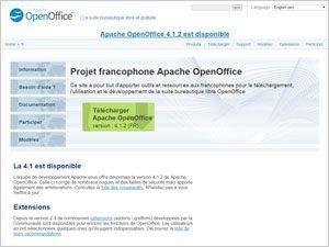 Bureautique t l chargement de logiciels libres et gratuits - Telechargement de open office ...